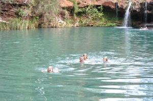 15-05-19 Karijini, Fern Pool 2