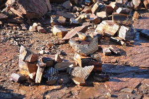 15-06-28 Zebra Rock, Mine 1