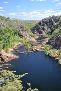 15-07-05 Edith Falls, Middle