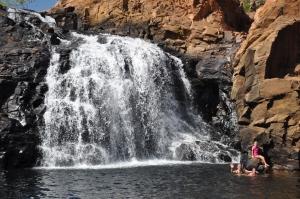 15-07-05 Edith Falls, Upper 1