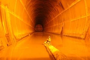 15-07-16 Darwin, Oil Tunnels 1