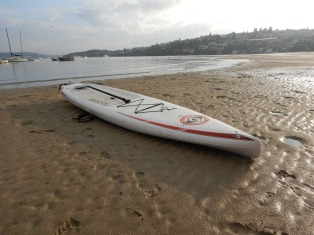 18-04-21 SUP Rose Bay 1